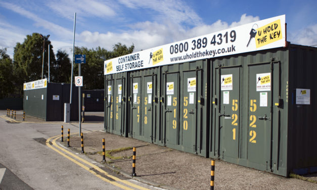 North East container firm offers free storage to social enterprises during COVID-19 outbreak
