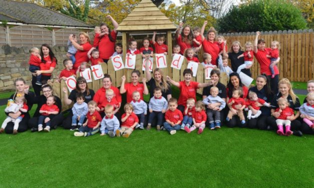 Bank support gives nursery group building blocks needed to secure future