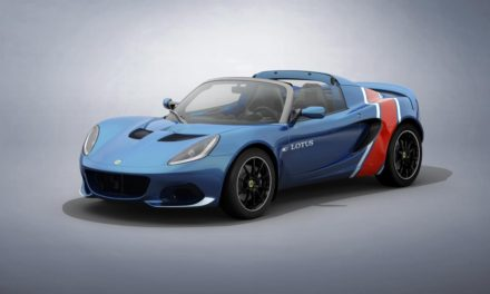 ICONIC LOTUS RACE CAR LIVERIES INSPIRE ALL-NEW CLASSIC HERITAGE EDITIONS OF THE ELISE