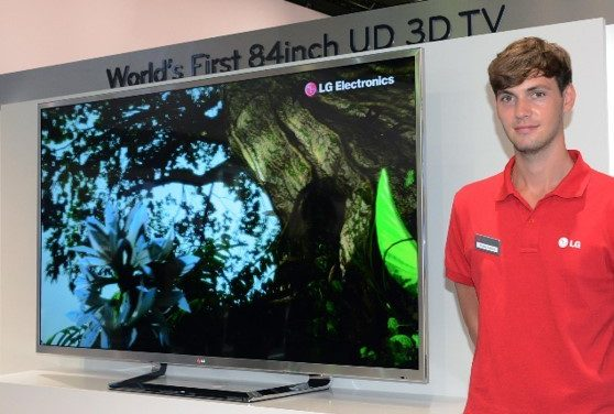 FIRST TO MARKET: TV AND AUDIO PRODUCTS THAT DEFY CONVENTION