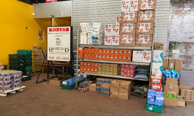 Support from the community required after thousands of donations stolen