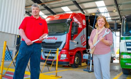 Heathline opens new £500,000 commercial vehicle service and repair centre amid coronavirus lockdown