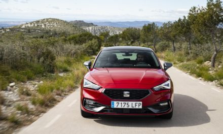 UK ORDER BOOKS OPEN FOR FOURTH-GENERATION SEAT LEON, STARTING AT £19,855