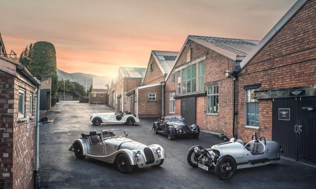 MORGAN EXTENDS VEHICLE WARRANTIES TO SUPPORT CUSTOMERS IMPACTED BY COVID-19 RESTRICTIONS