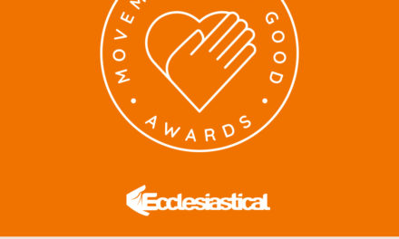 Ecclesiastical launches the Movement for Good awards 2020 – giving £1million to charities in need