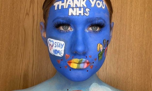 Students Pay Tribute to NHS at Newcastle College