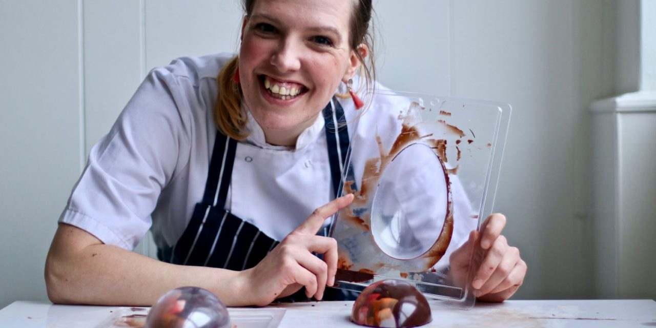 Sweet success for North East chocolatier during pandemic