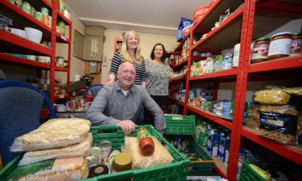 Newcastle West End Foodbank Growing Its Service Thanks To New Garden Greenhouse Grant