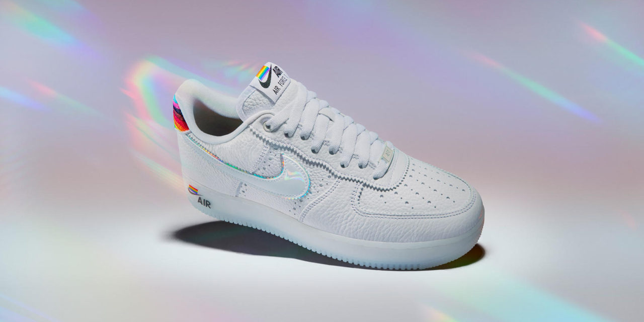 Inside the 2020 Nike BeTrue and the Converse Pride Footwear Collections