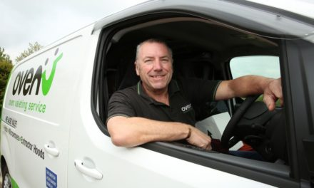Derek prepares to re-open oven valeting business in response to customer demand
