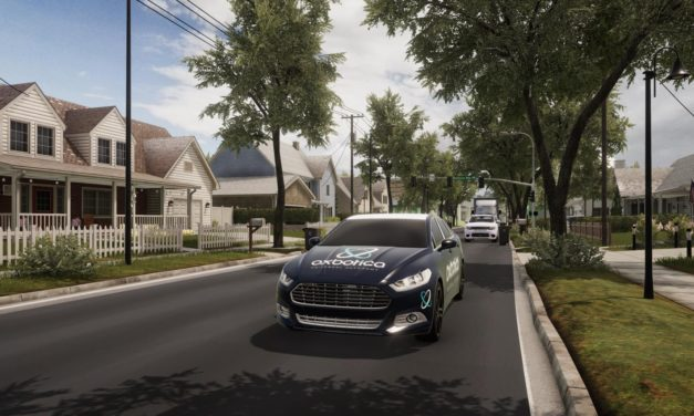 GAMING THE INDUSTRY: VIDEO GAME DEVELOPERS HELPING DRIVE OXBOTICA'S DEVELOPMENT OF FUTURE AUTONOMOUS VEHICLES