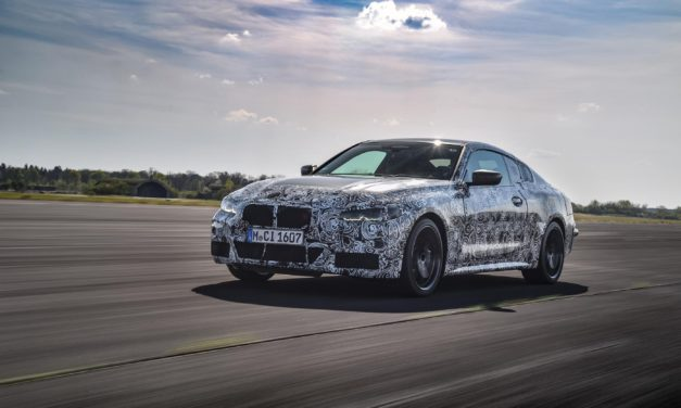 CLOSE TO THE FINISH LINE – AND TO HOME: NEW BMW 4 SERIES COUPE ENTERS FINAL PHASE OF DYNAMIC TESTING