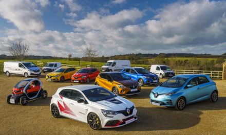 RENAULT ANNOUNCES NEW ONLINE VEHICLE RESERVATION TOOL