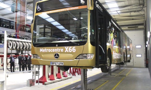 Award-winning consultancy gets green light on electric bus infrastructure project