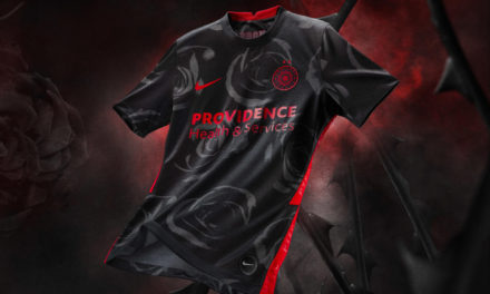 Portland Thorns FC Fans are Never Far Away in the 2020-21 Kit