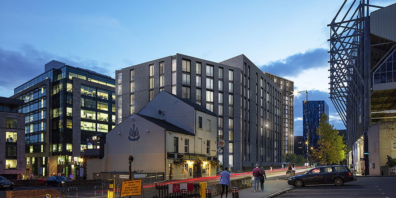 Significant milestone in £120m regeneration of Newcastle's Strawberry Place with completion of land assembly
