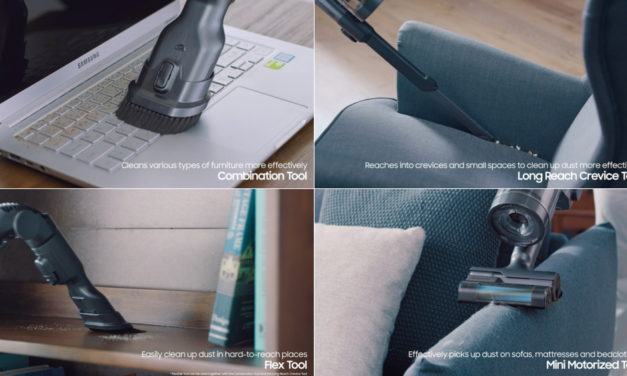 Powerful, Clean and Hygienic: An In-Depth Look at the Samsung Jet™ Vacuum Cleaner