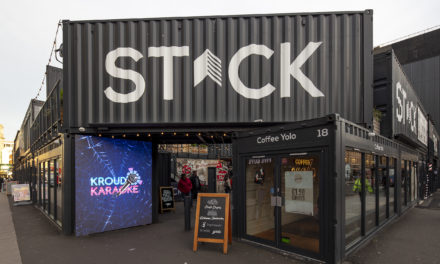 STACK NEWCASTLE SERVING UP AT HOME…