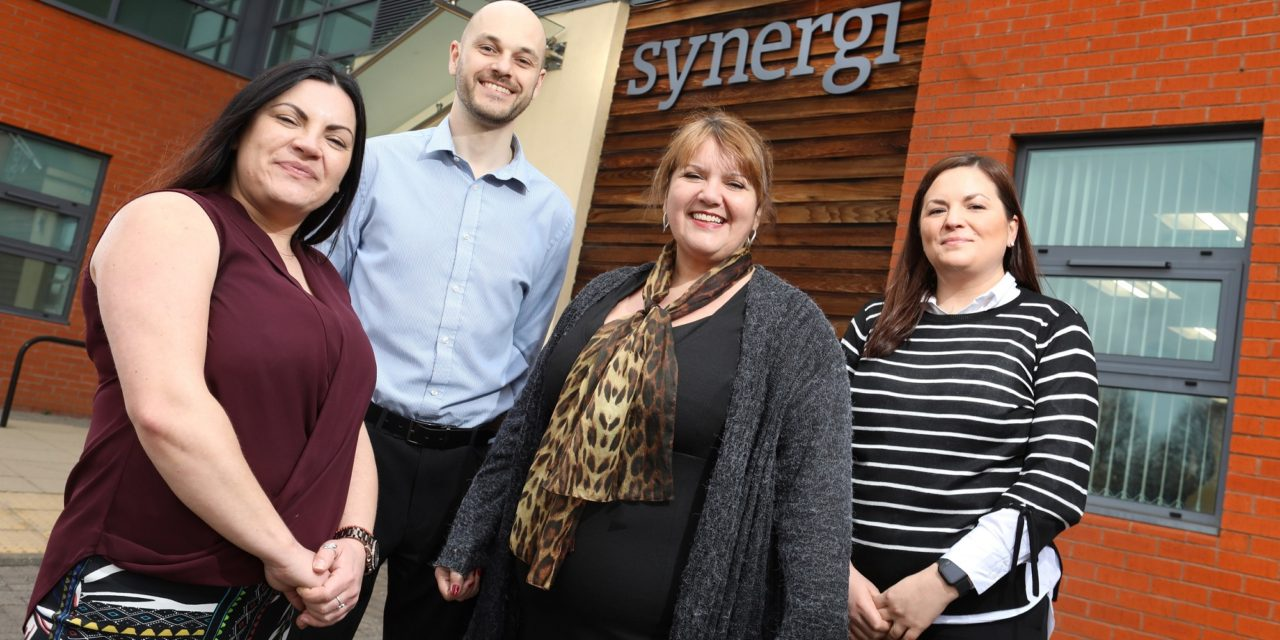 Key appointments at cloud experts Synergi