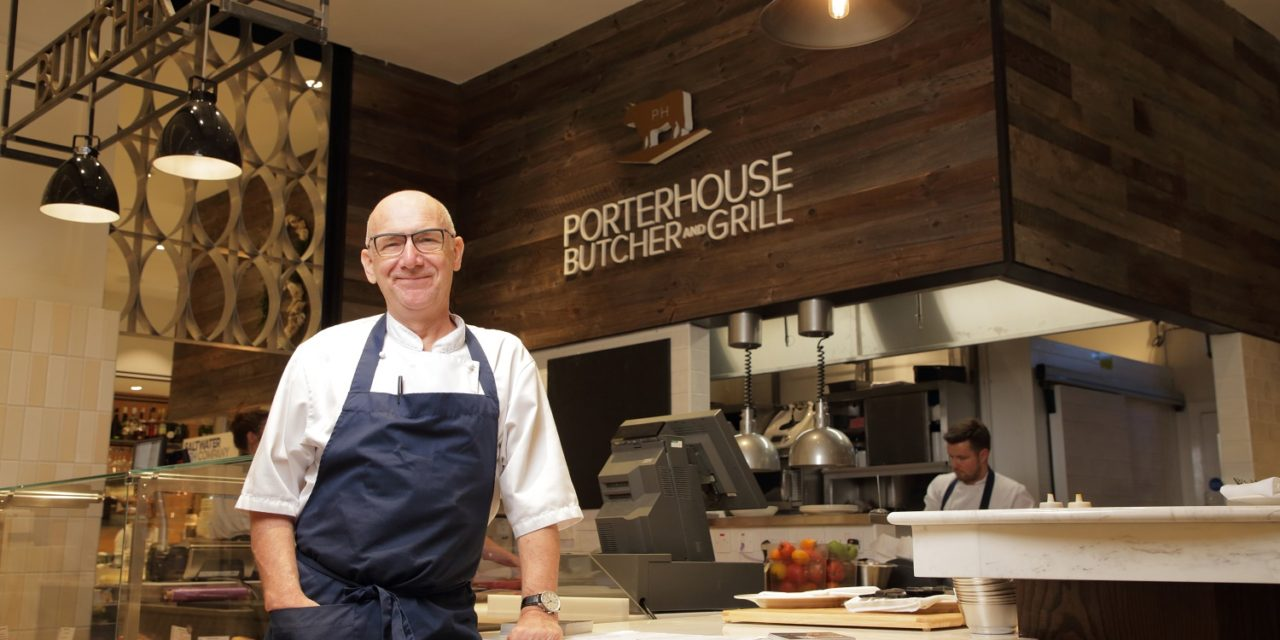 Top Newcastle chef Terry Laybourne breaks out of lockdown
