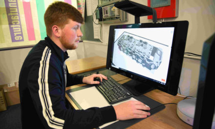 New courses and apprenticeships for budding engineers and electricians