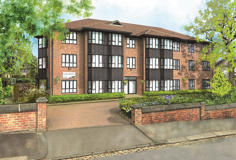 Exemplar Health Care to open specialist £2M care home in Newcastle
