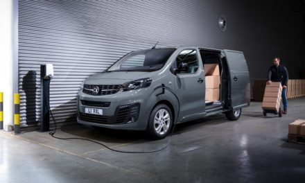 NEW VAUXHALL VIVARO-E DELIVERS ZERO EMISSIONS – AS WELL AS 1 ¼ TONNE LOADS