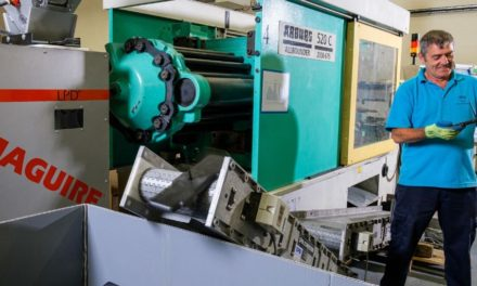 Ambitious growth plans for plastic injection moulding firm
