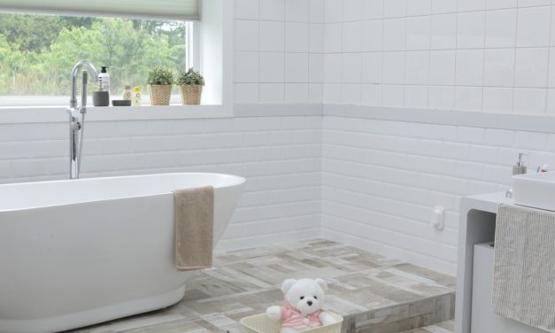 TOP BATHROOM DESIGN TRENDS THAT YOU'LL WANT TO TRY NOW