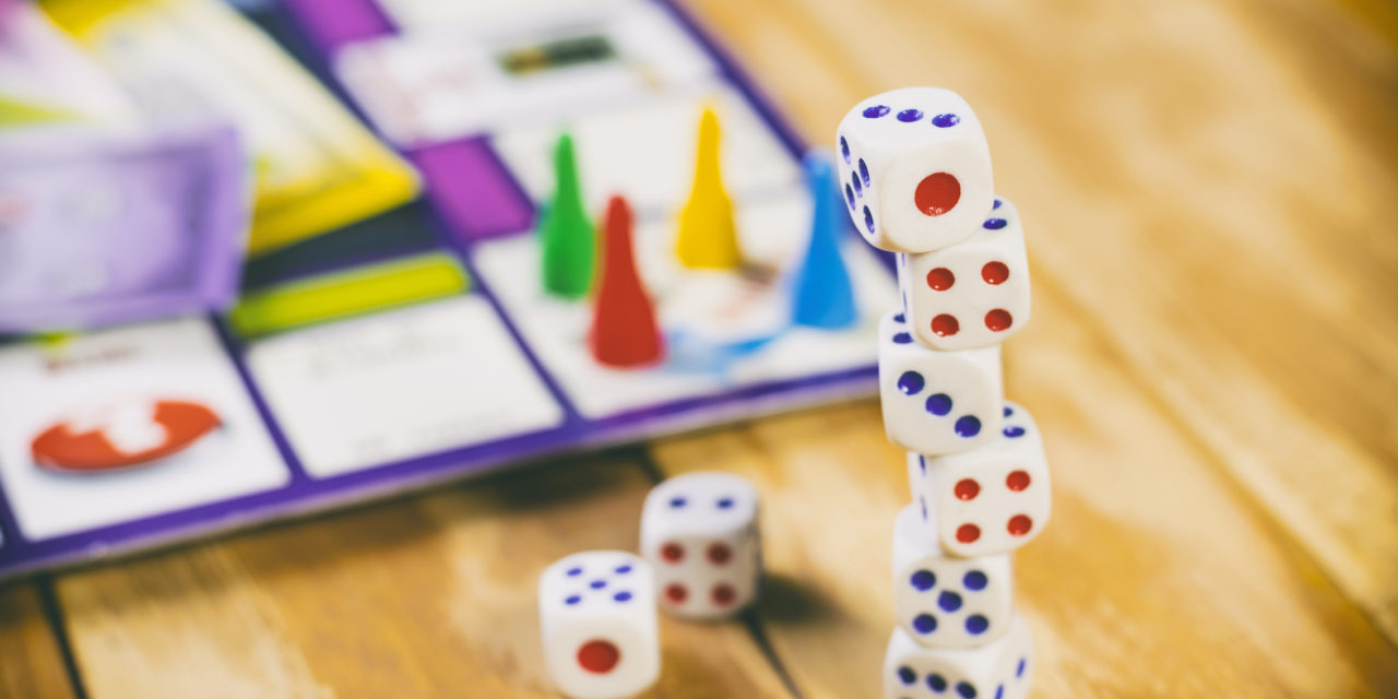 Can Board Games Help Us to Navigate Complex Change Management Issues?