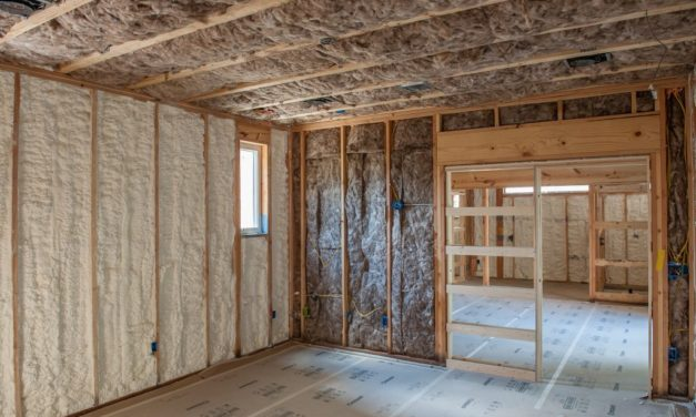 8 Top Benefits Of Spray Foam Insulation