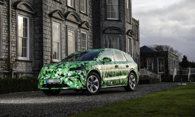 SURPRISING, PRACTICAL AND SIMPLY CLEVER: THE ENYAQ IV EMBODIES ELECTROMOBILITY À LA ŠKODA