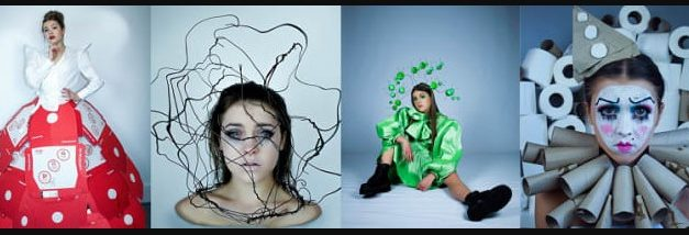 Lockdown life inspires fashion photography project with a difference