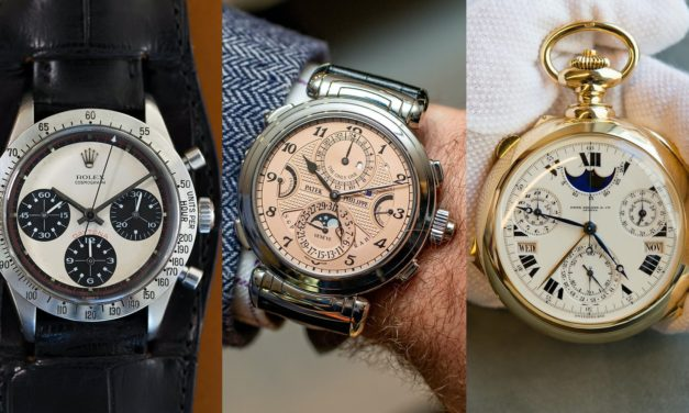 What Are The Factors To Consider When Getting A Wristwatch