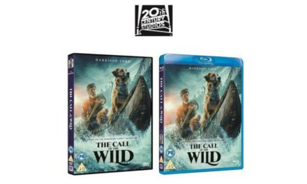 THE CALL OF THE WILD | ON BLU-RAY AND DVD | 15 June