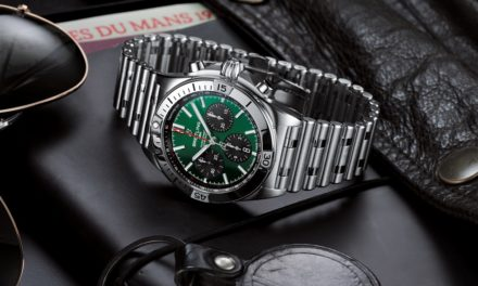 NEW CHRONOMAT BENTLEY WATCH BRINGS MODERN STYLE TO RETRO ICON OF ULTIMATE SPORTS-CHIC