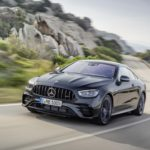 THE NEW MERCEDES-AMG E 53 4MATIC+ COUPÉ AND CABRIOLET