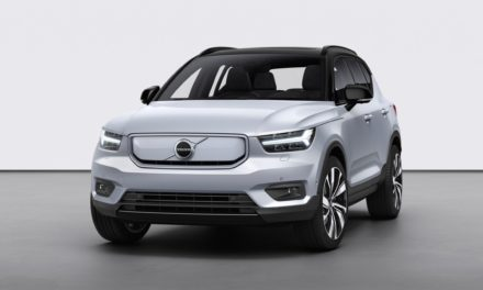 VOLVO'S FIRST ALL-ELECTRIC CAR – THE XC40 RECHARGE PURE ELECTRIC – NOW AVAILABLE FOR UK CUSTOMERS TO ORDER