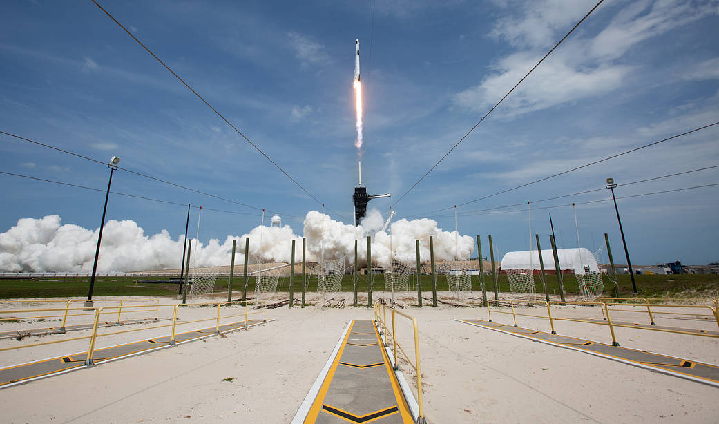 Demo-2 Launch: Setting Forth on a Historic Journey