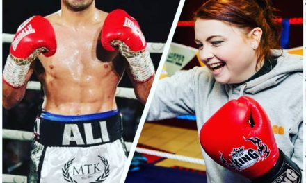 Actress to host diabetic boxer, Ali, in Prick Me Up YouTube special