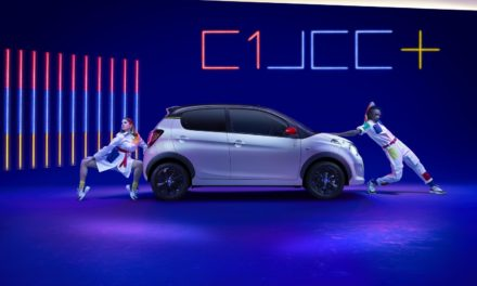 INSPIRED BY JEAN-CHARLES DE CASTELBAJAC: INTRODUCING THE NEW CITROËN C1 JCC+ SPECIAL EDITION