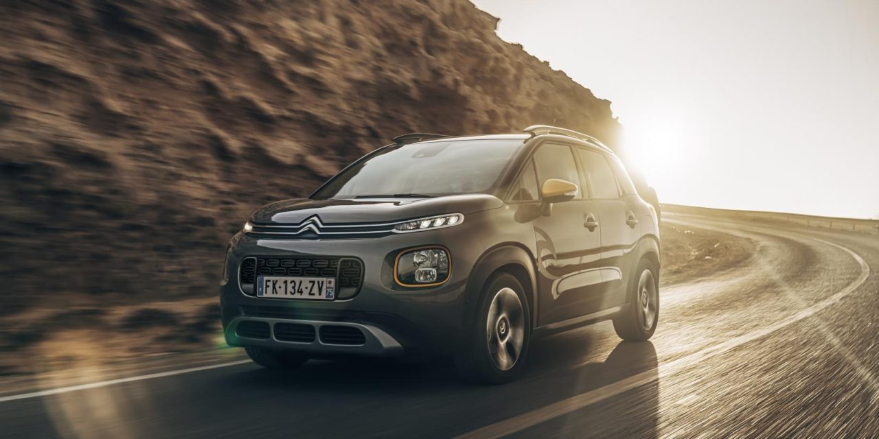 NEW CITROËN C3 AIRCROSS SUV RIP CURL SPECIAL EDITION: OPEN FOR ORDERS NOW IN THE UK