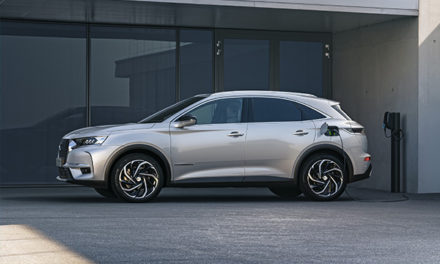 DS 7 CROSSBACK E-TENSE 225: NEW PLUG-IN HYBRID POWERTRAIN