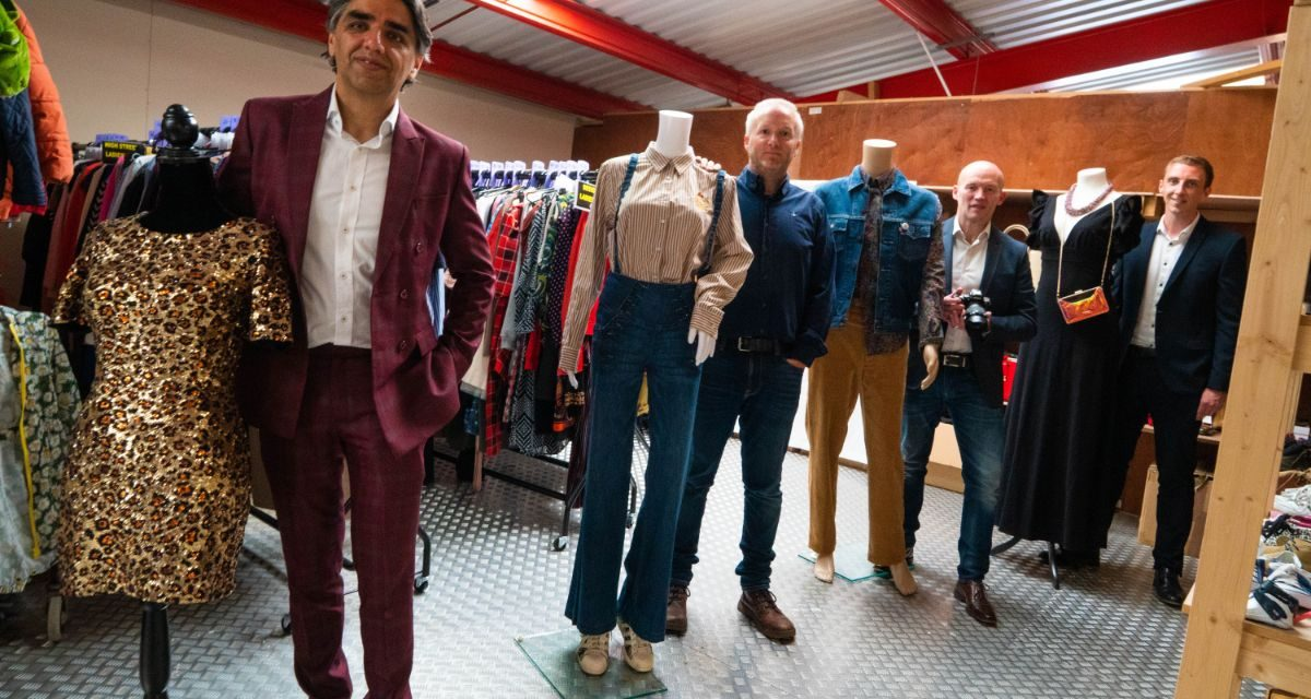 NORTH EAST BUSINESSES SUPPORT LAUNCH OF NEW DESIGNER ONLINE CHARITY STORE