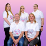 Darcey's Dream Furnishes New Family Bereavement Suite With Newcastle Building Society Grant Support