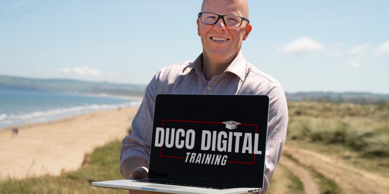 Duco Digital Training launches unique online AI courses to overcome digital skills gap