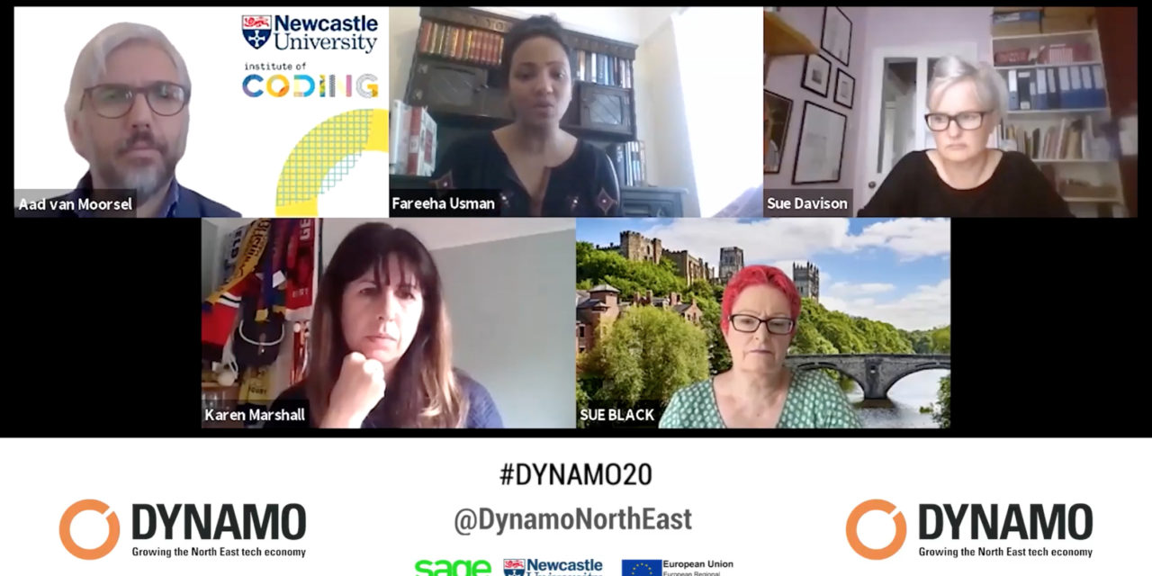 DYNAMO'S ONLINE CONFERENCE 'BIGGEST AND BEST'