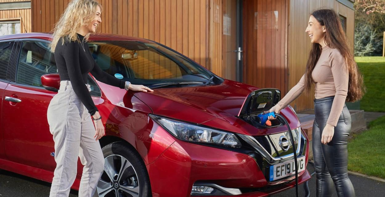 NEW ELECTRIC NATION PROJECT ALLOWS YOUR EV TO POWER YOUR HOME AND SUPPORT THE ELECTRICITY NETWORK