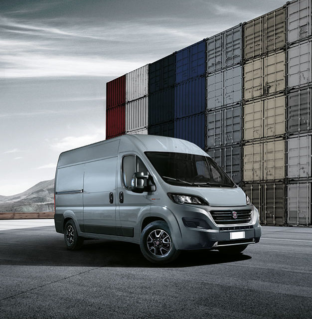 FIAT PROFESSIONAL LAUNCHES NEW DUCATO SHADOW EDITION