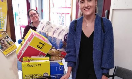 BEYOND HOUSING SUPPORTS FOOD BANK DONATIONS
